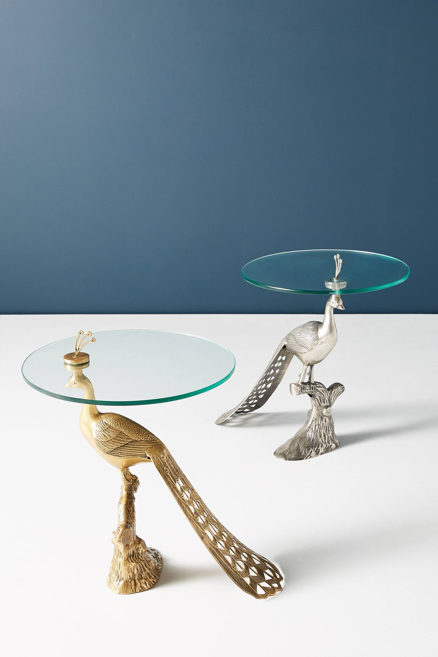 Pavo Side Table Anthropologie