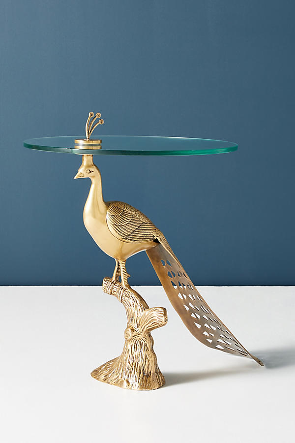 Slide View: 2: Pavo Side Table