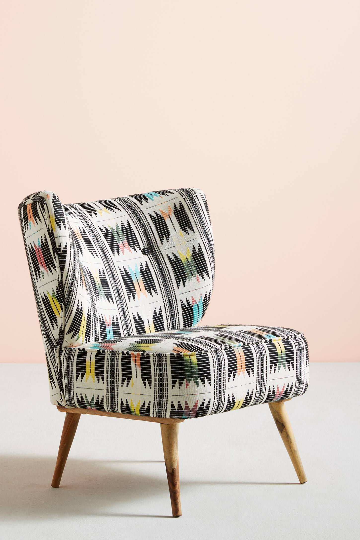 Slide View: 3: Flutura Occasional Chair