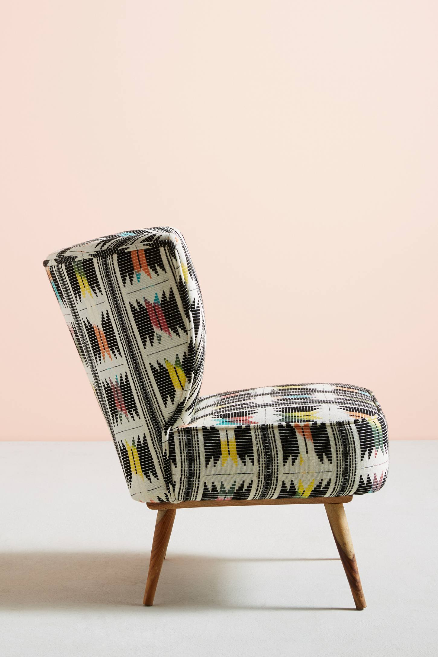 Slide View: 4: Flutura Occasional Chair