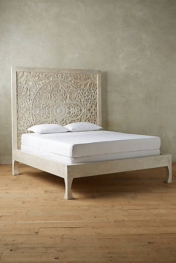 lombok bed anthropologie style furniture