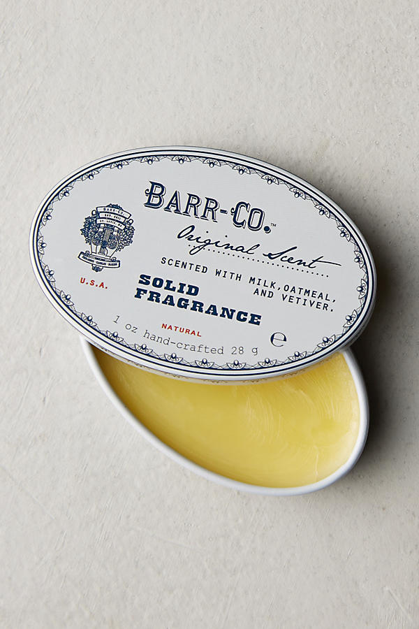 Barr-Co. Solid Perfume