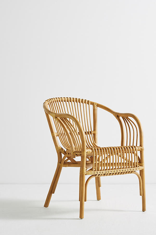 Slide View: 3: Pari Rattan Chair