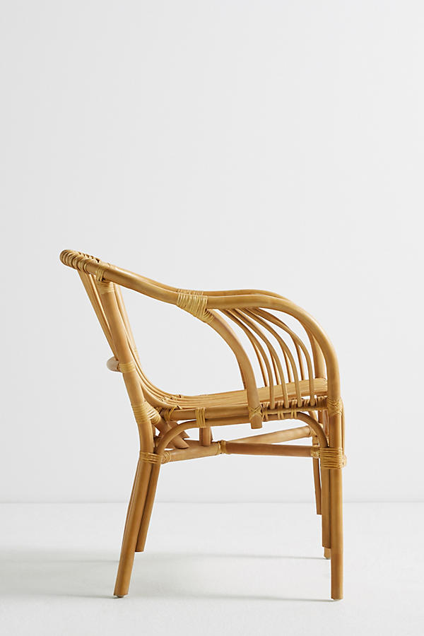 Slide View: 4: Pari Rattan Chair