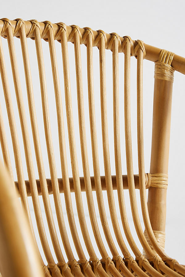 Slide View: 6: Pari Rattan Chair