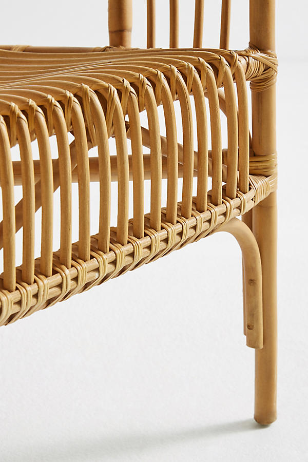 Slide View: 7: Pari Rattan Chair