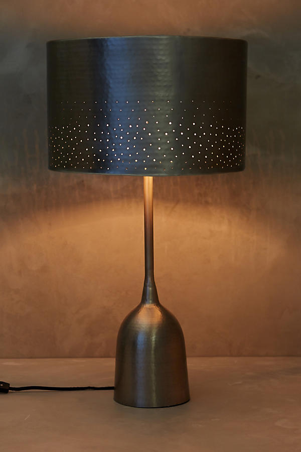 Slide View: 3: Tincelle Dot Table Lamp Ensemble