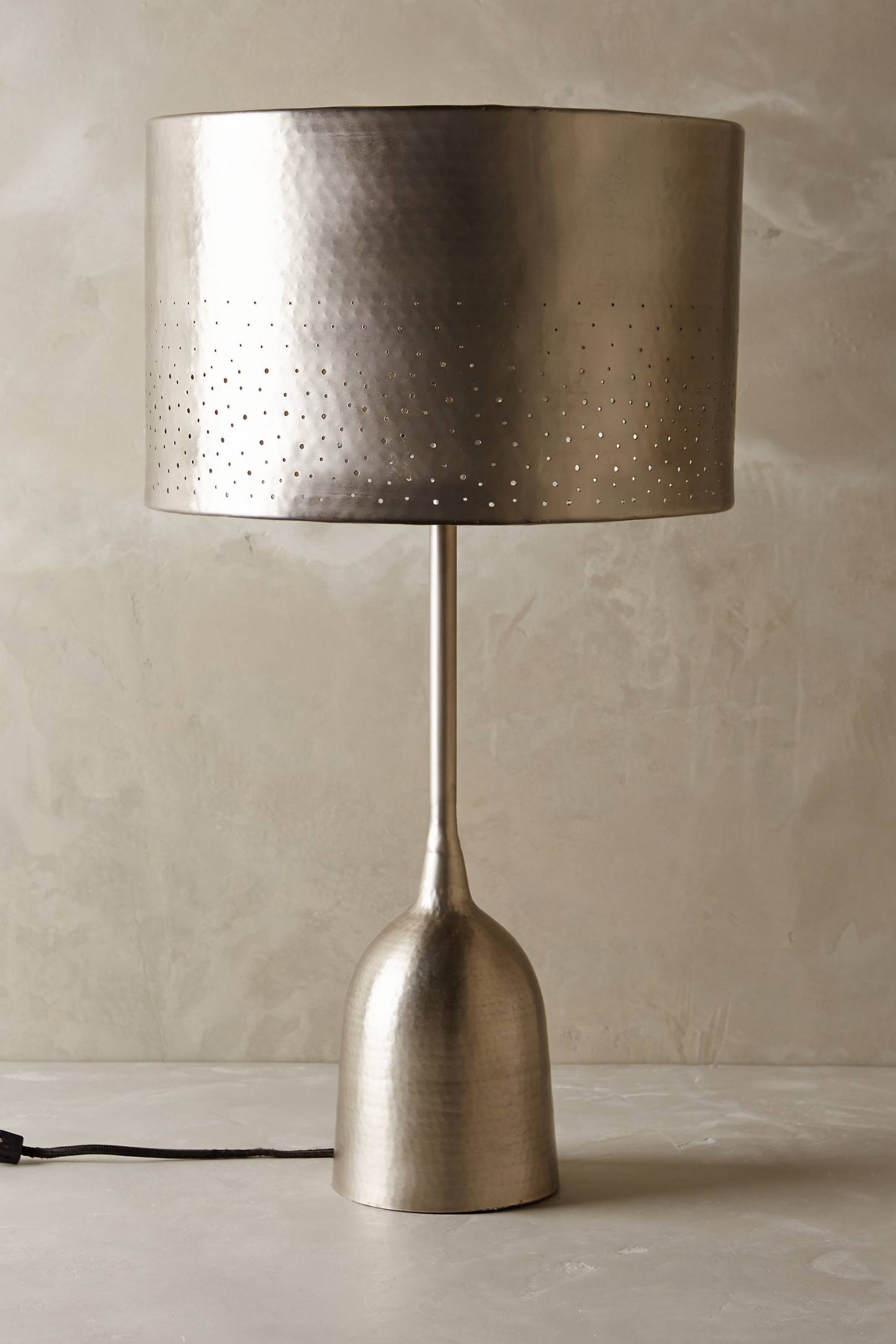 Slide View: 1: Tincelle Dot Table Lamp Ensemble