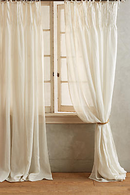 Slide View: 1: Pinch-Pleat Curtain