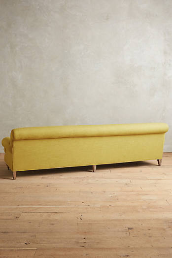 Slide View: 2: Linen Willoughby Grand Sofa, Wilcox