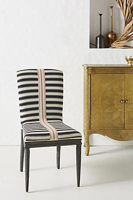 Grassland Stripe Dining Chair