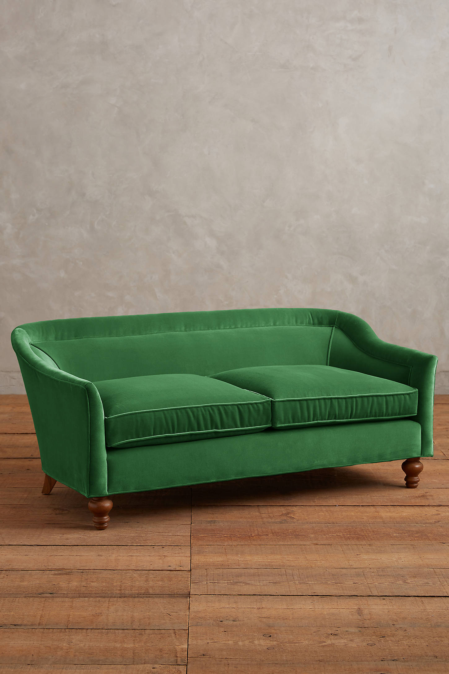 Velvet Holloway Sofa