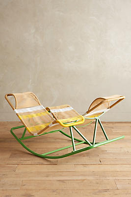 Slide View: 1: Dual Rocking Chair