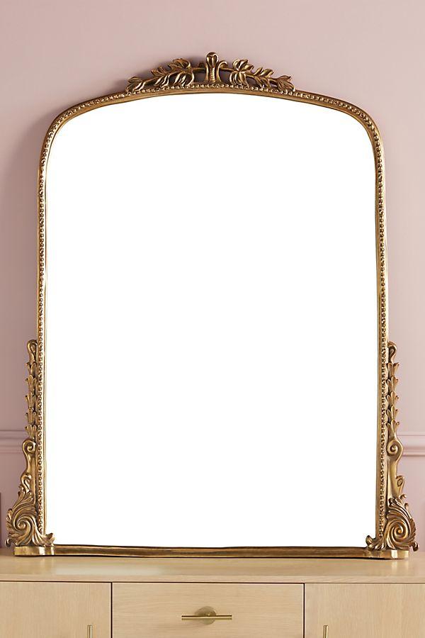 Gleaming Primrose Mirror Anthropologie Uk