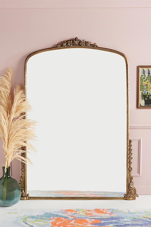 100 gold quatrefoil mirror mirrors walls
