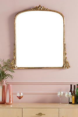 Slide View: 1: Gleaming Primrose Mirror