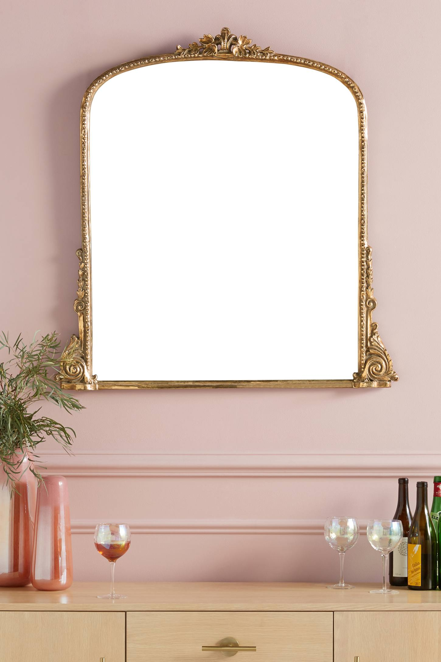 Gleaming Primrose Mirror Anthropologie