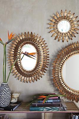 Slide View: 1: Sundial Mirror