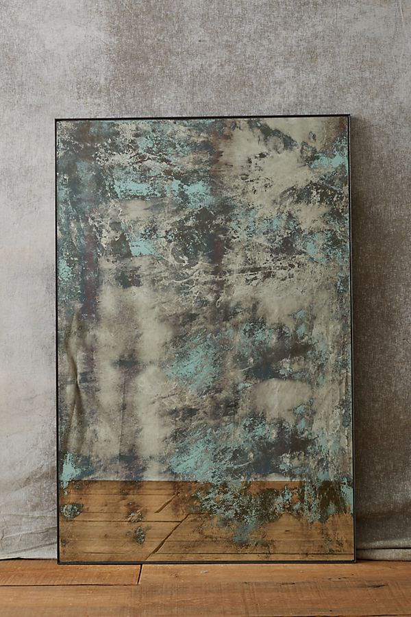 Color Washed Mirror Anthropologie