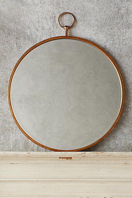 Slide View: 1: Hoop Mirror