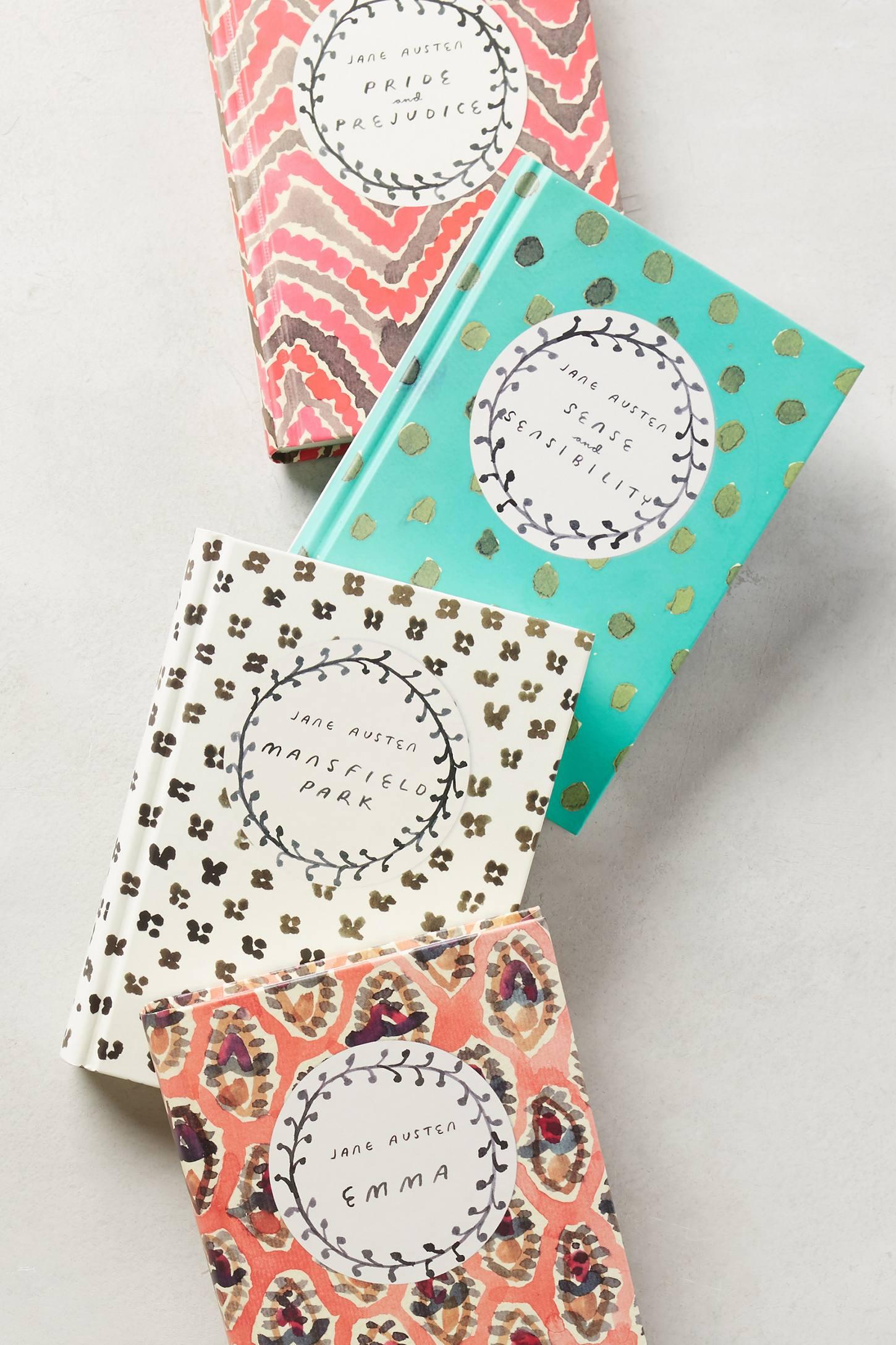 Jane Austen Classic Novels Anthropologie