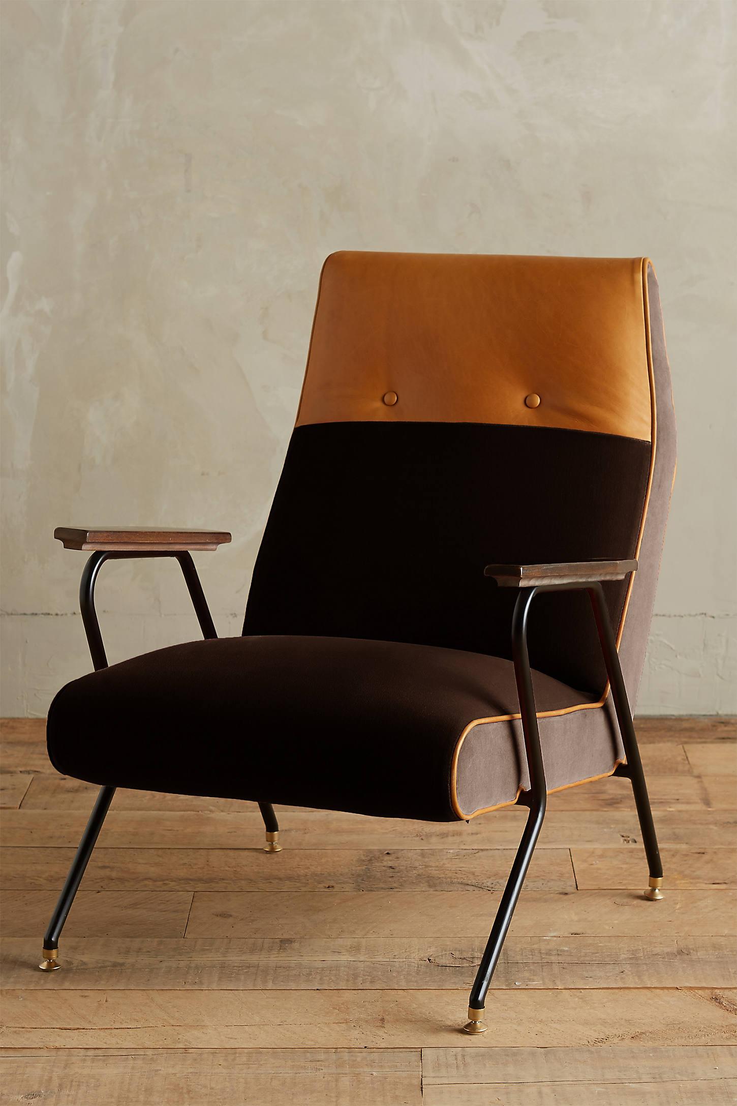 Velvet Quentin Chair