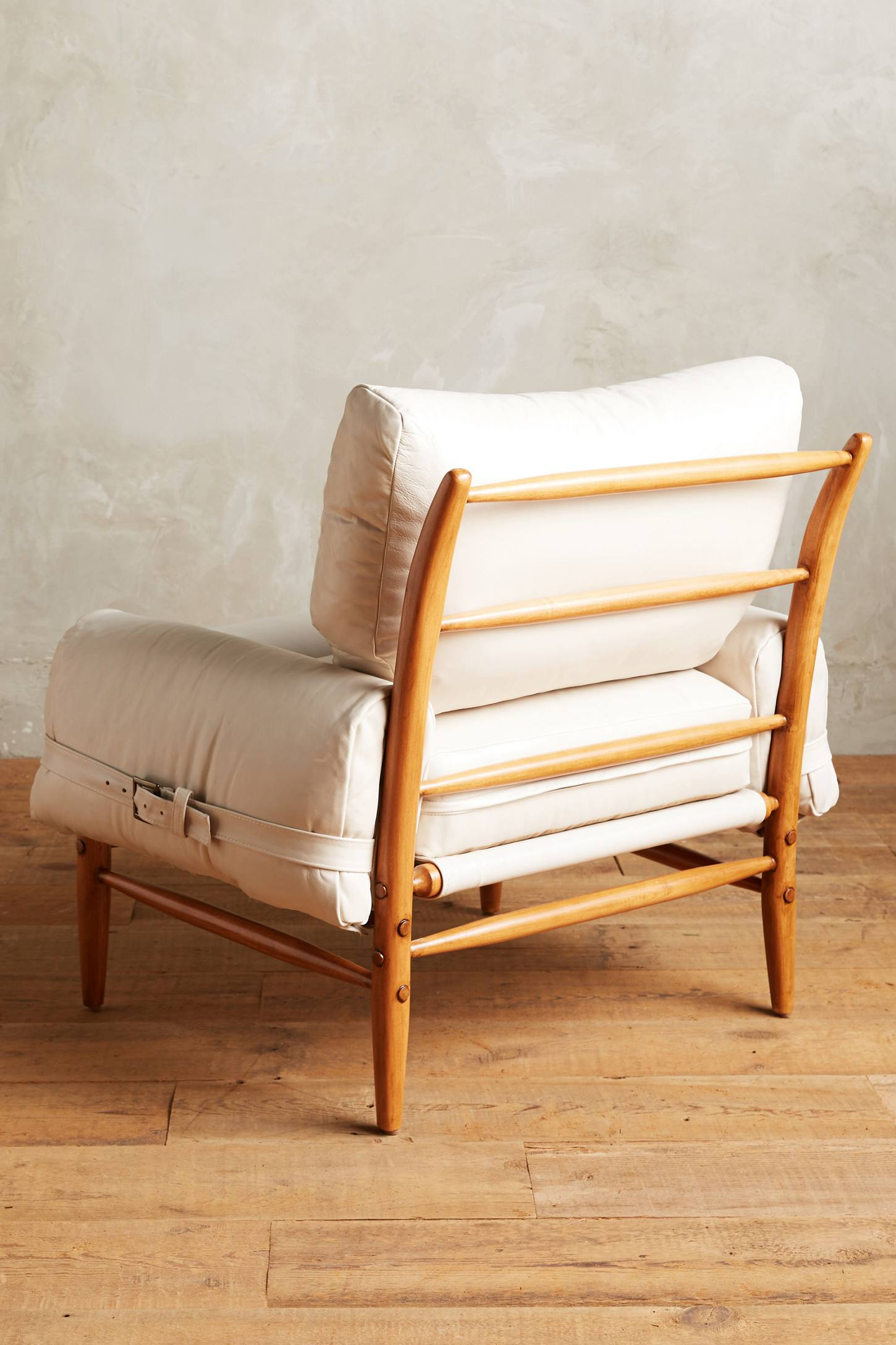 Premium Leather Rhys Chair Anthropologie