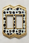 Thumbnail View 2: Dotted Ames Switch Plate