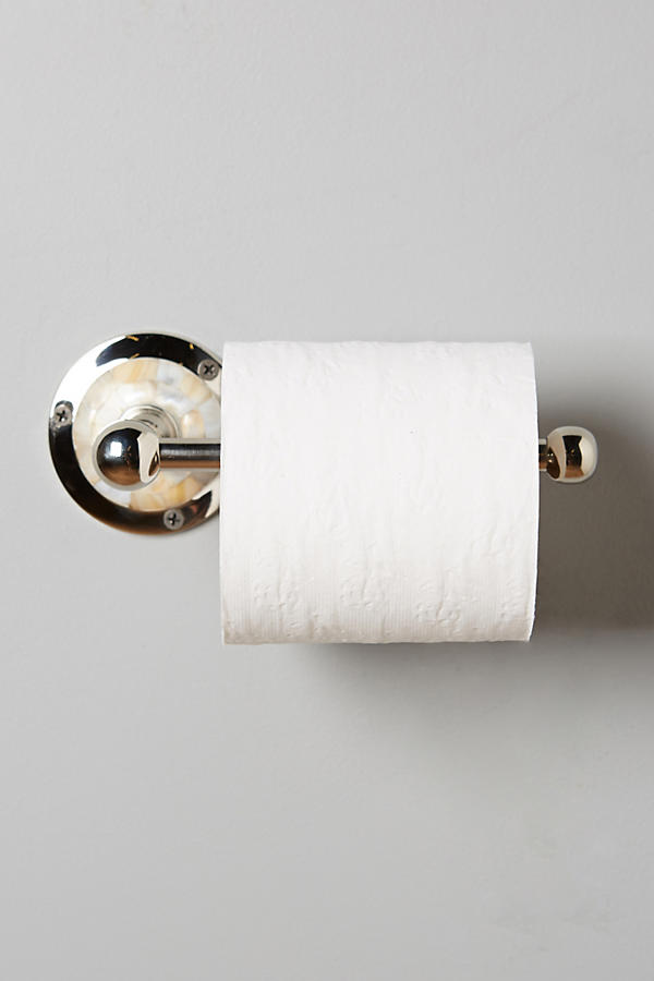Slide View: 1: Candescent Toilet Paper Holder