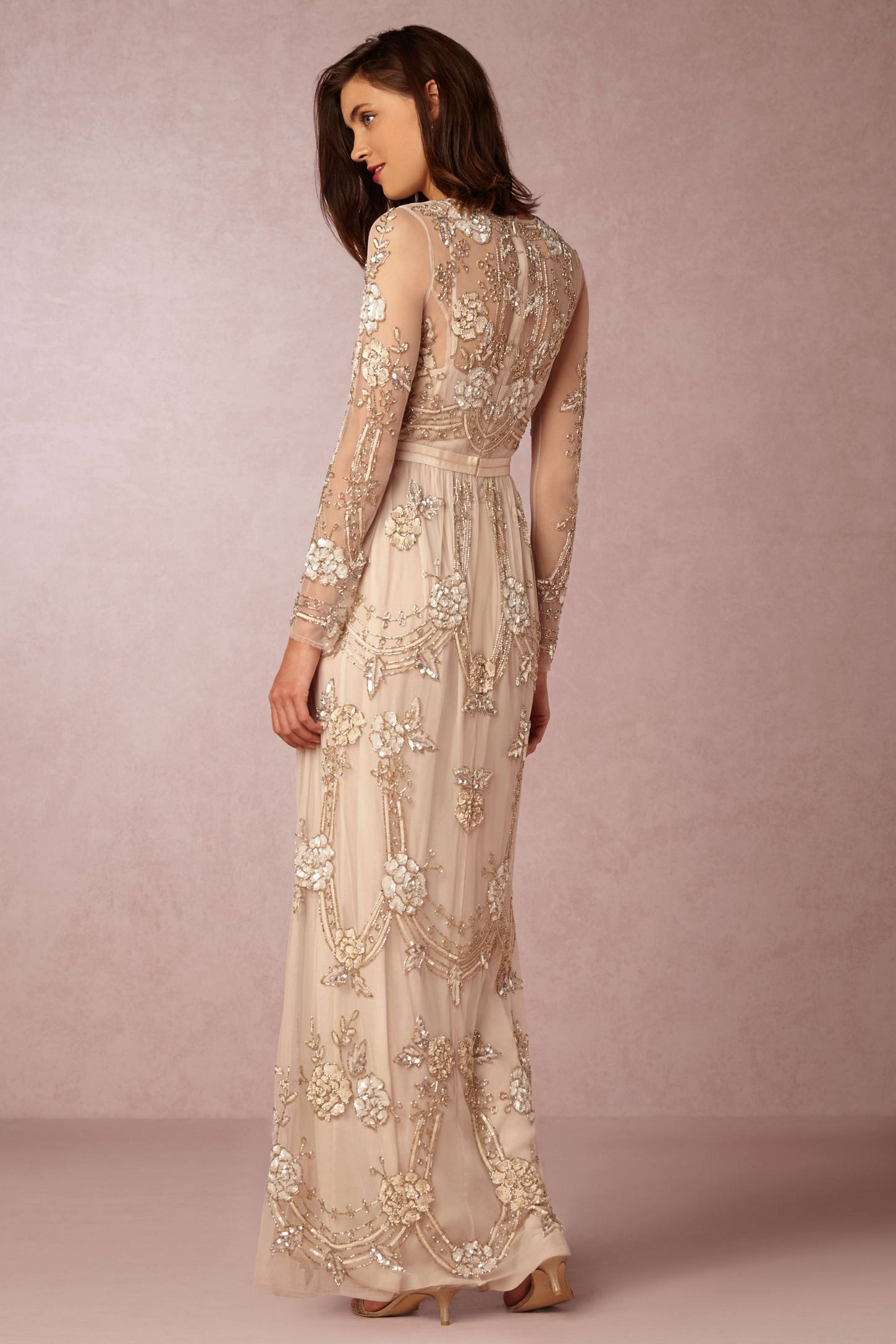 Adona dress anthropologie for Anthropologie beholden wedding dress