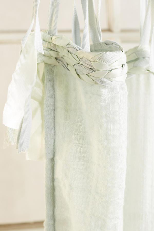 White Cotton Curtains Tie Top Curtain Menzilperde Net
