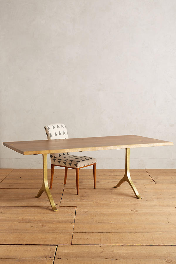 Slide View: 6: Nemus Dining Table - Nemus Dining Table Anthropologie
