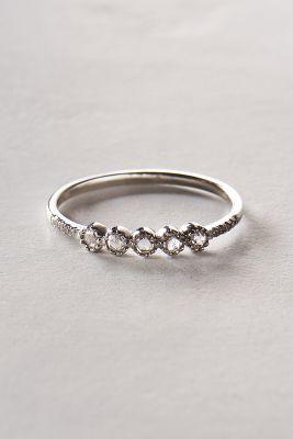 Rosecut Diamond Ring in 14k Gold