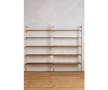 Slide View: 1: Kalmar Ten-Tier Shelf