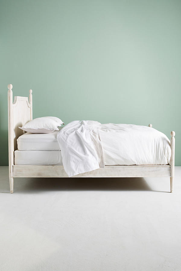 Slide View: 5: Washed Wood Bed