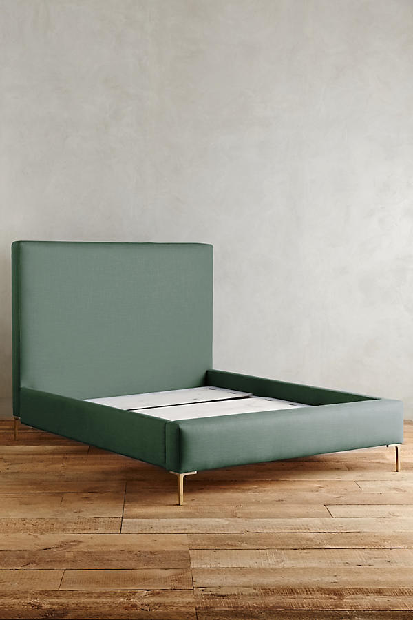 Slide View: 2: Linen Edlyn Bed