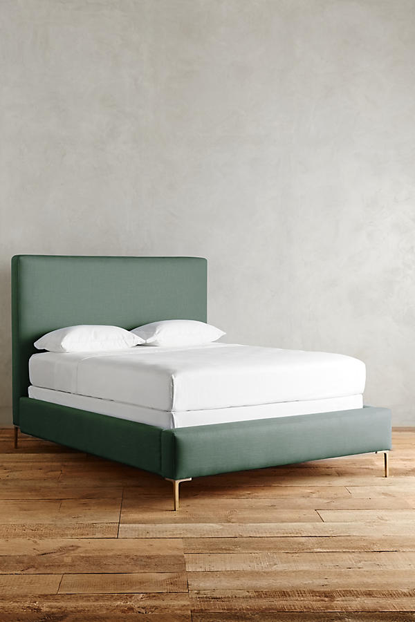 Slide View: 1: Linen Edlyn Bed