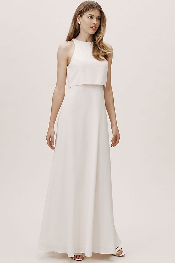 Slide View: 1: Iva Crepe Maxi