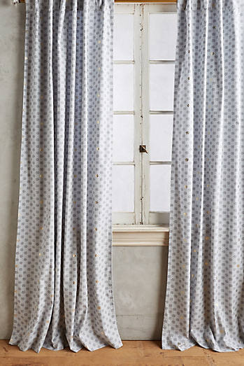 Dotted Saskia Curtain