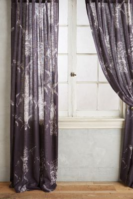 Bamboo Flicker Curtain Anthropologie