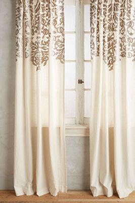 CurtainsDrapesAnthropologie