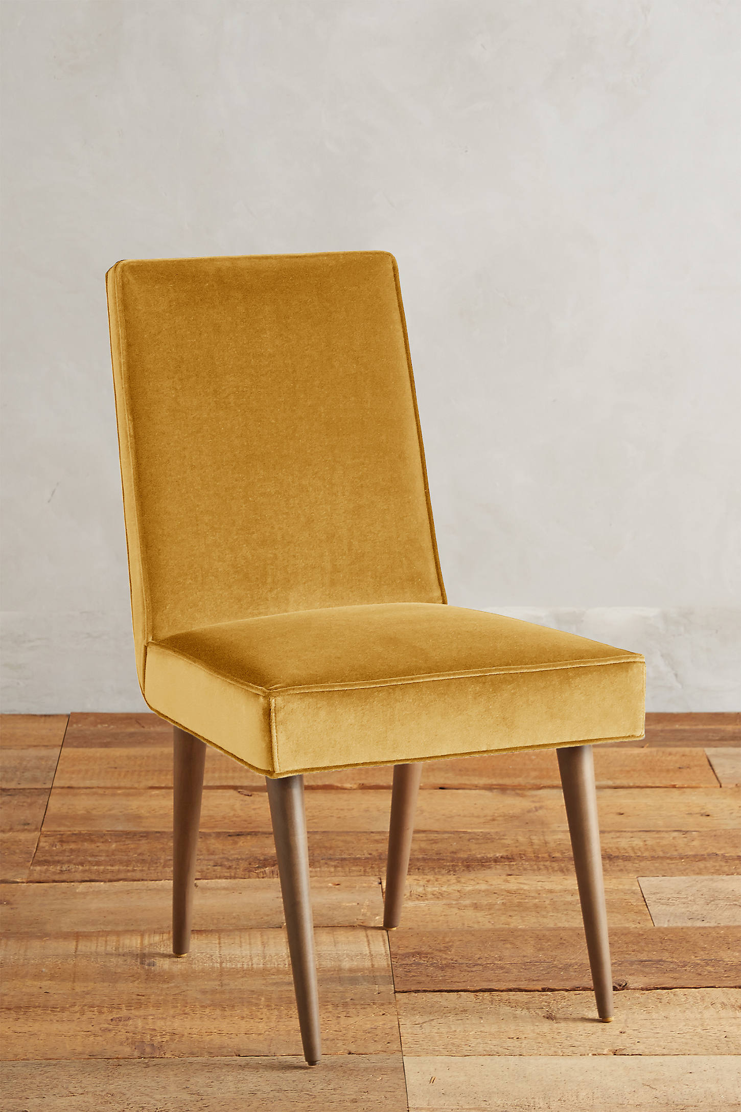 Velvet Zolna Chair
