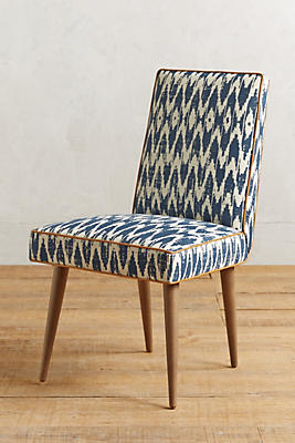 Ikat Zolna Chair