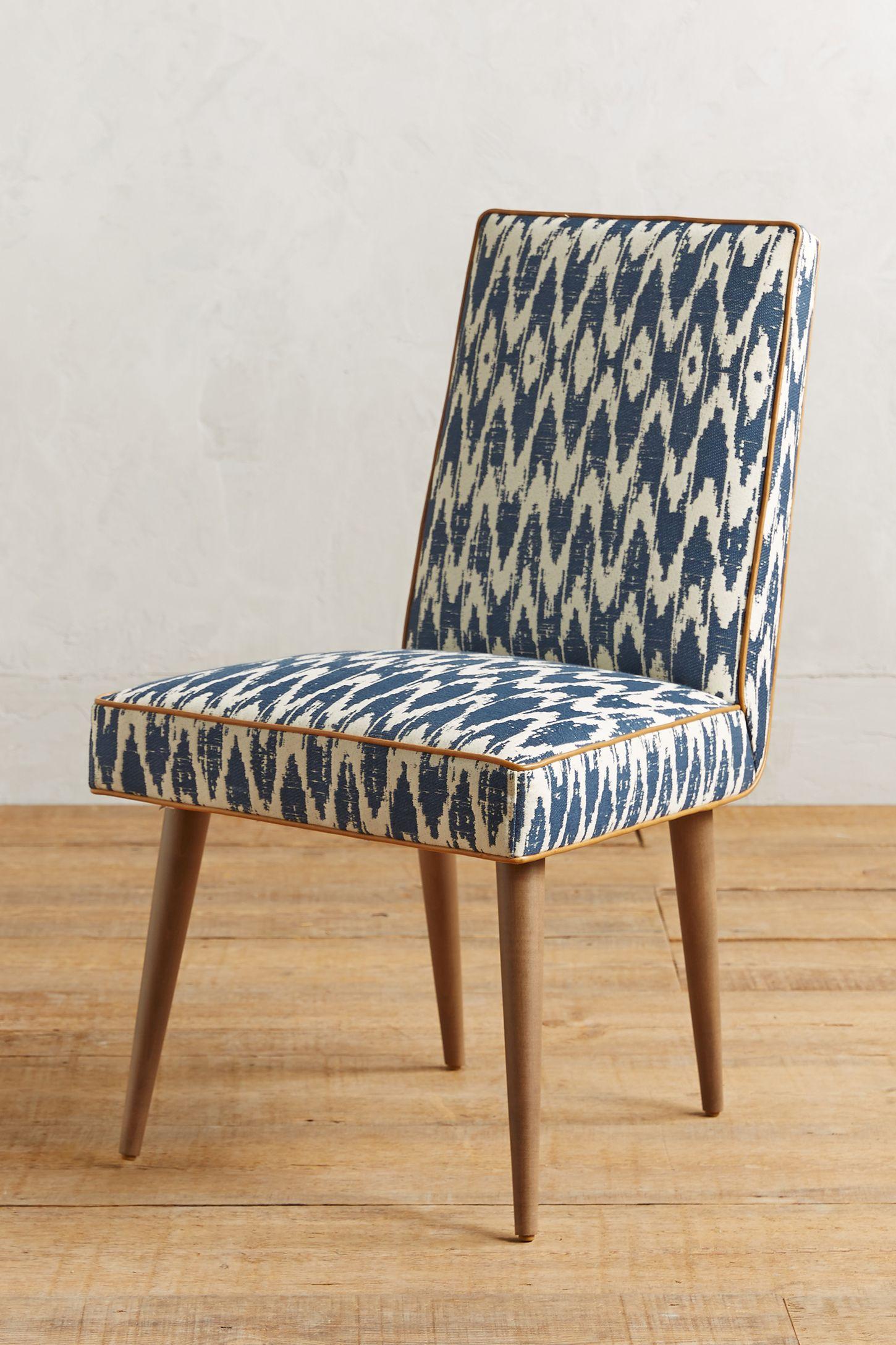 Ikat Zolna Chair