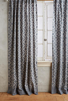 Slide View: 1: Concave Diamonds Curtain