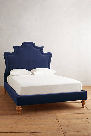 velvet ainsworth bed