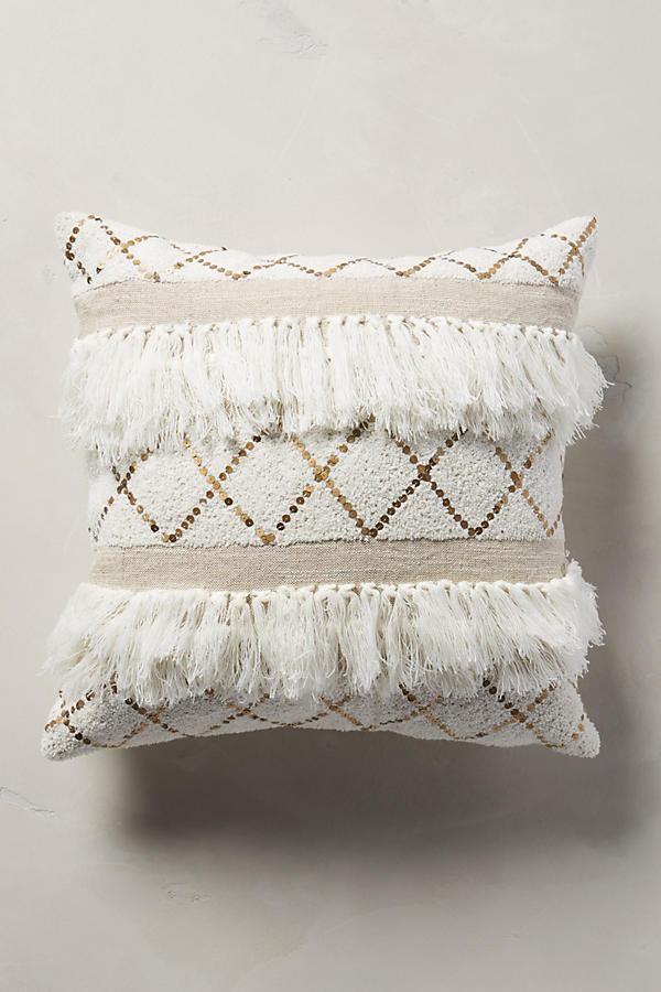 moroccan wedding pillow anthropologie. Black Bedroom Furniture Sets. Home Design Ideas