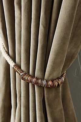 Slide View: 1: Ringed Rope Tieback