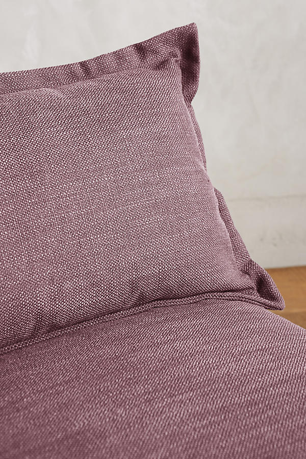 Slide View: 3: Basketweave Linen Tassa Sofa
