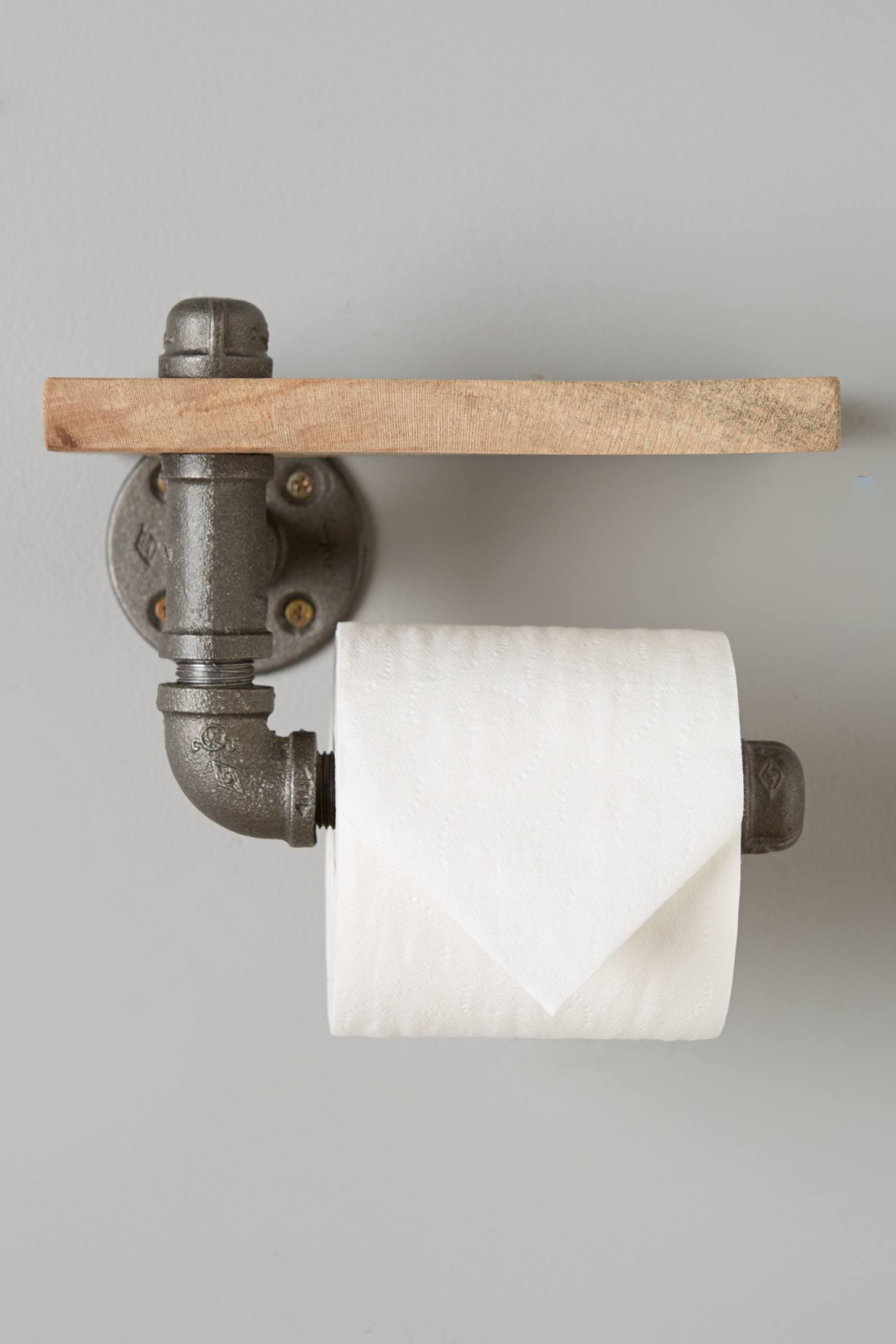 Slide View: 1: Pipework Toilet Paper Holder